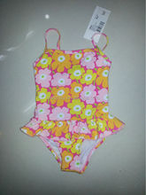 Toddler Girls' Swimsuit / Bath Suit young girl swimsuit models(BK022)
