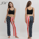 2018 New Arrival Womens 4th Of July American Flag Lounge Pants
