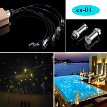 waterproof led rgb led waterproof sauna room fiber optic light for star ceiling
