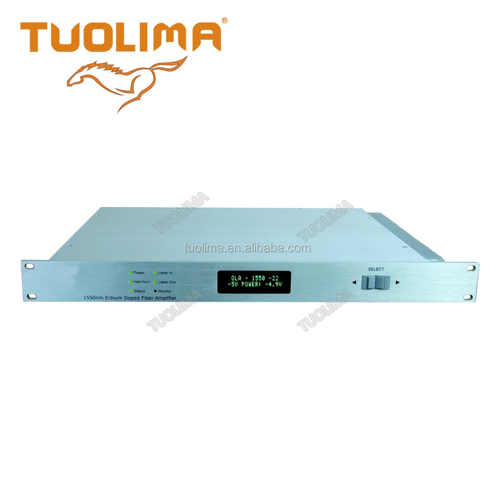 1550nm CATV Fiber Optical Line Amplifier EDFA WBM