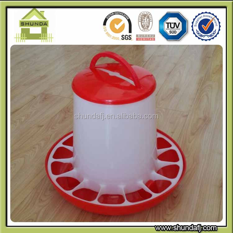 SDCF01 Plastic Animal Feeders Pigeon Feeder Bird Feeder Chicken Feeder