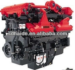 D155 bulldozer engine ,model S6D155-4 engine parts