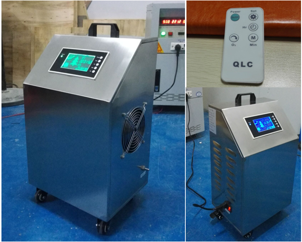 Allergy & Air o3 Technology CE Certificate Portable Ozone Generator