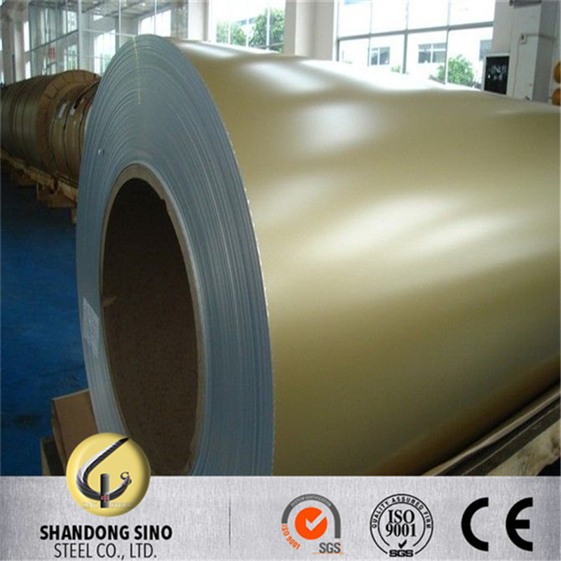 Thickness as customer requirement PPGL prepainted galvalume steel coil price detail