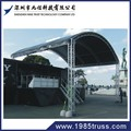 aluminum speaker truss tower, audio truss tower ,array line speakers truss for sale