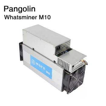 Pangolin Whatsminer M10 Hashrate 33Th/s BTC Miner bitcoin digging machine BCH miner