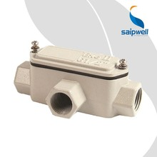 Saipwell High Quality Aluminium Alloy China Supplier Explosion Proof Junction Box for Project