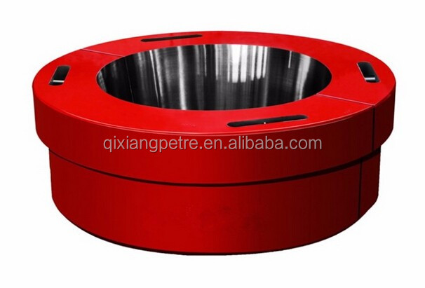 API Type CUL Casing bushings and insert bowls for rotary table