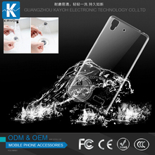 [kayoh] phone covers 0.33mm tpu clear case for huawei P9 lite gel slim tpu case