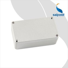 Manufacturer Saip New IP66 waterproof Electrical extruded aluminum electronic enclosures