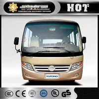 Low price Yutong bus ZK6116D 63 seats new model bus
