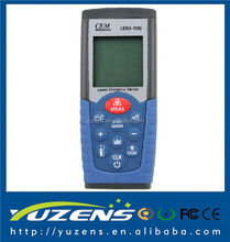 Laser Rangefinders CEM LDM-100 Digital Laser Distance Meter Volume Test 50m Measure Measuring