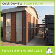 Ecological Inexpensive Ready Made Prefabricated Dog Kennel