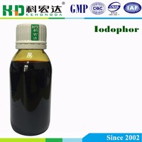 Iodine based disinfectant for Dairy & Poultry, Iodophor