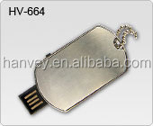 American Soldiers Army Card/Dog Tag USB 2.0 Memory Stick Flash pen Drive 4G - 32G