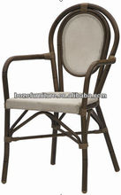 outdoor furniture chair / garden furniture bamboo like chair