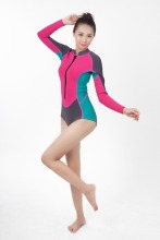 New Fashion Neoprene swimsuits and bikinis woman