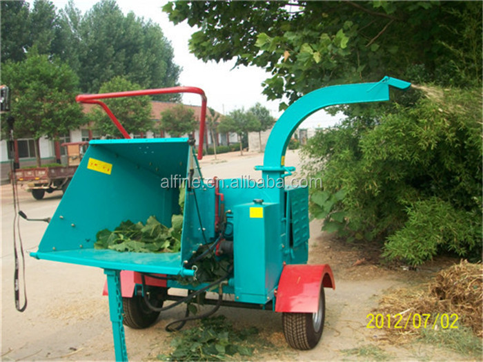Hot sale good performance large wood chipper