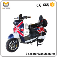 New Arrival Two-Seat and High Quality and Energy-Saving Electric Mini Motorcycle