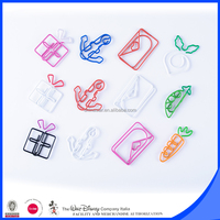 Decorative paper clips custom special shape paper clip