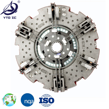 Hot Selling Agricultural Tractor Parts 13inch Clutch Disc Assy