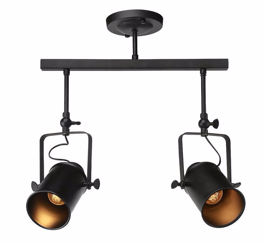 Nordic Contracted Pendant Lights Personality Wrought Iron Stage Pendant Lamp Bar Coffee Shop Art Deco Lighting