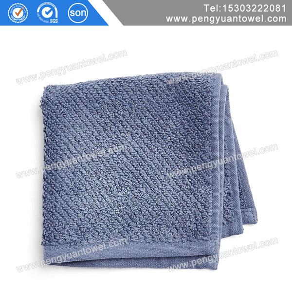 cheap high quality Personality leopard grain organic hotel face towel