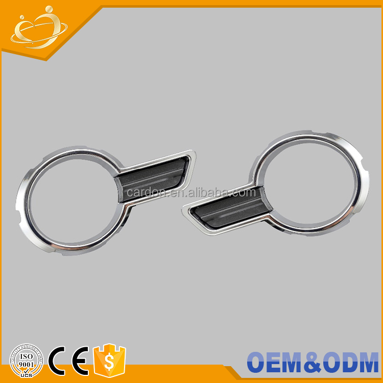 China christmas wholesale decorative car exterior chrome accessories for toyota hilux revo