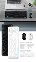 Wireless mouse keyboard combo with best price and welcome SAMPLE testing