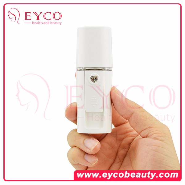 Hand Hold Nano Face Moisturizer Nebulizer Facial Cleanser Water Nano Skin Moisturizing Mist Steamer Spray