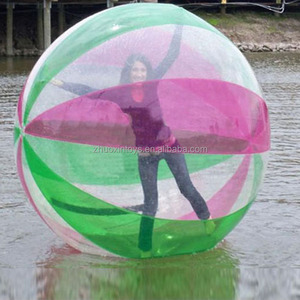 Hot Sale Inflatable Hydro Zorb Ball Giant Plastic Ball