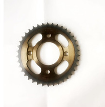 Good quality motorcycle and best price sprocket with knife lines for CG125