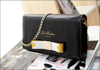 Brand new fashion women handbag Ladies Clutch shoulder Candy color Bow Bags Casual Simple Girl Bags Mini Messenger Bags