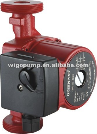 Hot Water circulation pump,Circulating pump,Circulator pump