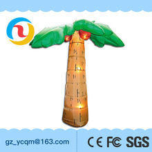 Huge inflatable coconut palm tree for advertising/decoration