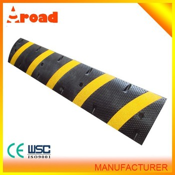1830cm rubber road hump new product