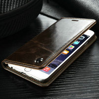 CaseMe For iPhone 6 Stand Case/Leather Phone Book Stylish Cover Case for iPhone 6 HOT!!!