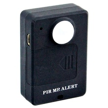 A9 Wireless PIR MP.ALERT PIR Sensor Motion Detector Anti-theft GSM Alarm System Monitor <strong>Remote</strong> Control