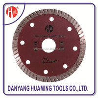 Fast Turbo diamond concrete turbine blade cutting disc