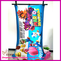 China supplier wholesale beach towels, cats print beach towel, warm beachtowel