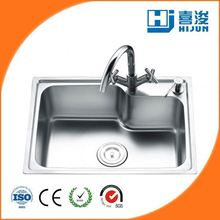 A great variety of models good quickly response fiber kitchen sink