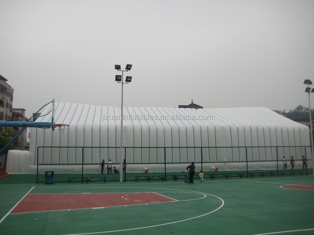 Inflatable Tennis Dome : Inflatable tennis court marquee