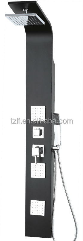 Jacuzzi Shower Column Black CF-9004