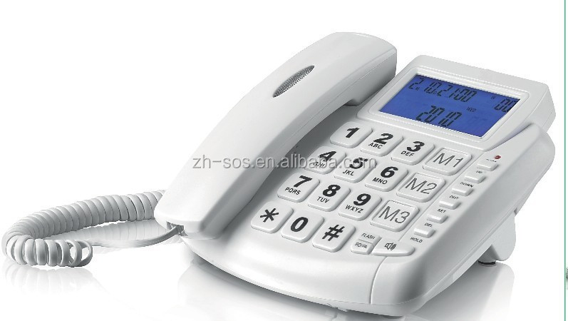 big button phone call blocker telephone equipment