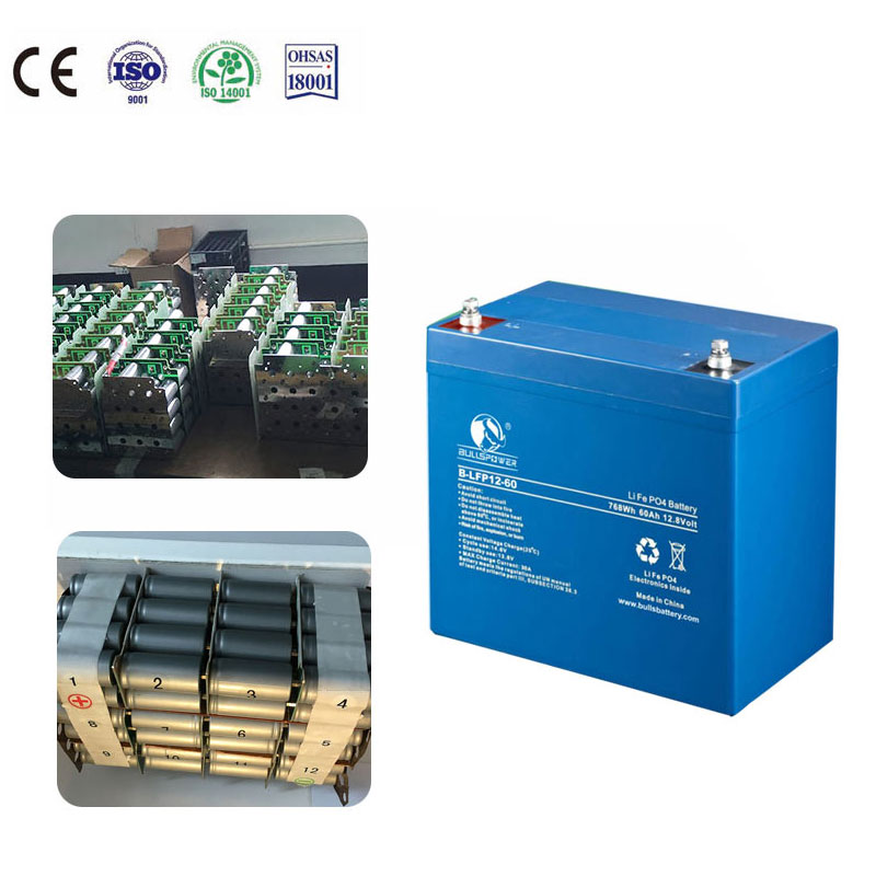 12 volt lithium iron phosphate 12v 100ah lifepo4 battery pack
