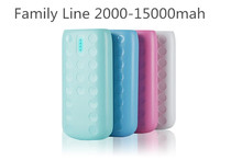 For Germany power bank real capacity good battery in family line 4000mah power banks