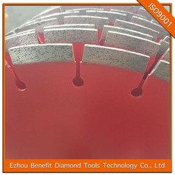 Hard granite fast cutting 450mm diamond cutting saw blades