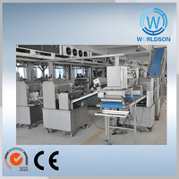 Factory Supply China Supplier Complete Bakery