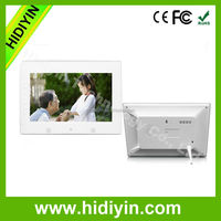 high Resolution 10.1 digital photo frame user manual