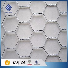 30 Years' factory supply 14 gauge pvc coated hexagonal wire mesh